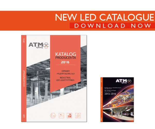 New LED catalogue