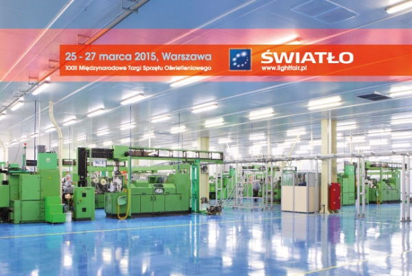 Lighting fair Światło 2015