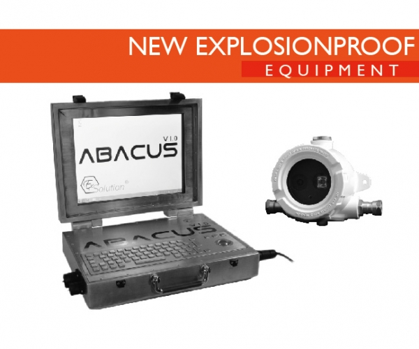 New explosionproof equipment